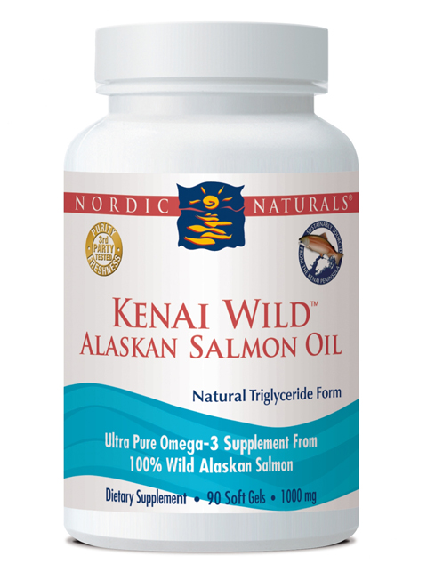 Win a nordic naturals prize pack chelsey for Wild alaskan fish oil
